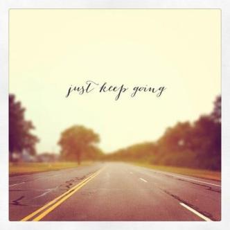 just-keep-going